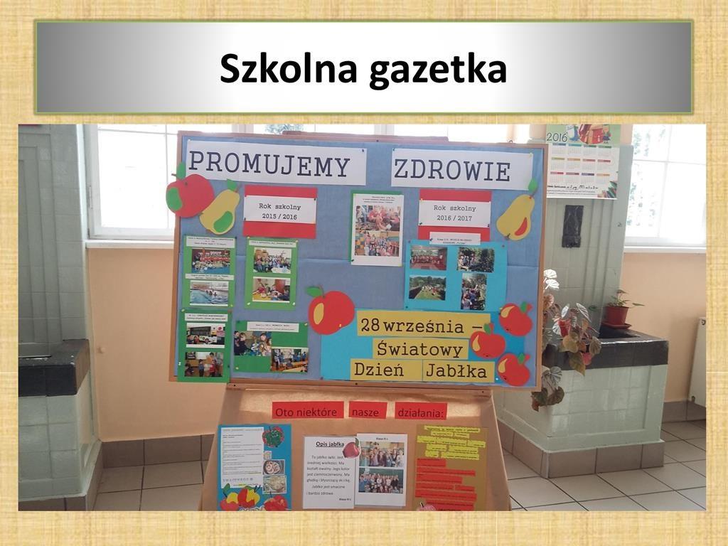 Szkoła Promująca Zdrowie Szkoła Podstawowa Nr 2 W Bolesławcu